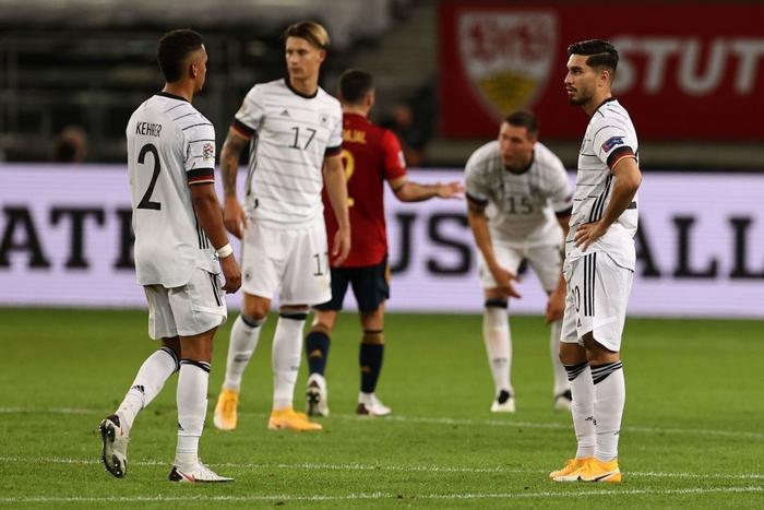 Tuyển Đức nhận bàn thua đúng phút bù giờ cuối, tiếc nuối để Tây Ban Nha cầm hòa - Ảnh 9.