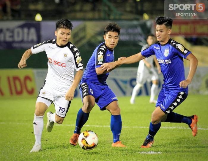 Quang Hải, Hà Nội bất lực nhìn Bình Dương tiến thẳng vào chung kết Cúp Quốc gia - Ảnh 1.