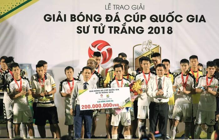Thua Bình Dương, HLV Hà Nội tố đội nhà quá quan trọng chuyện thắng thua - Ảnh 1.