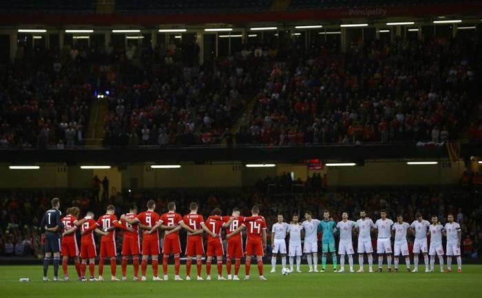 Đồng đội cũ của Messi tỏa sáng, Tây Ban Nha hủy diệt xứ Wales 4-1 - Ảnh 1.
