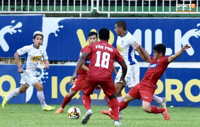 Xuân Trường trở lại với nhiều dấu ấn, HAGL chia điểm Hải Phòng trong trận đấu cuối cùng trên sân nhà - Ảnh 6.