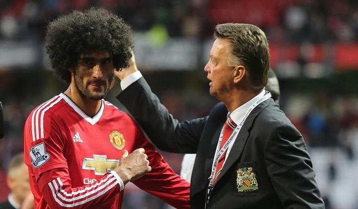 """8Live đưa tin Marouane Fellaini: """"Người bất tử"""" của Manchester United"""