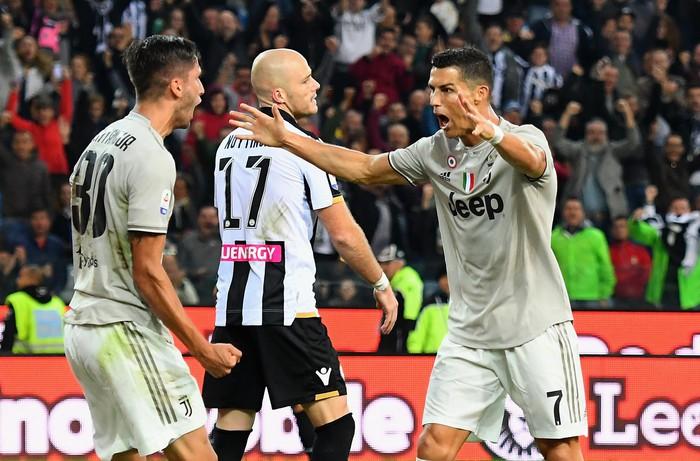 Quay cuồng trong nghi án, Ronaldo vẫn lập công giúp Juve chiến thắng - Ảnh 3.
