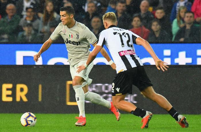Quay cuồng trong nghi án, Ronaldo vẫn lập công giúp Juve chiến thắng - Ảnh 5.
