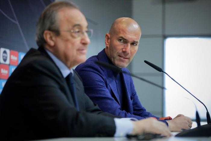 Zidane không hứng thú làm HLV Man Utd, Người đặc biệt Mourinho mừng thầm - Ảnh 1.