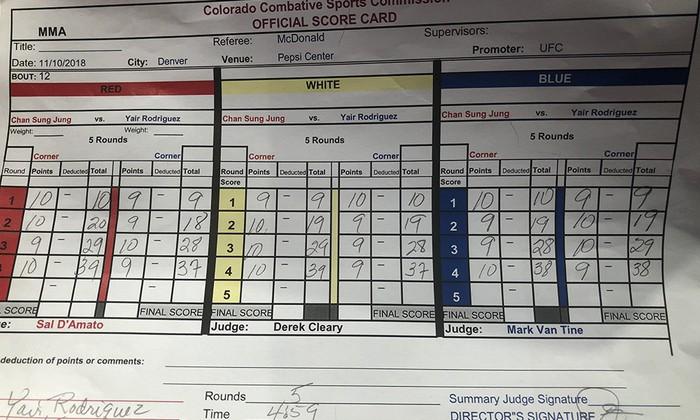 Võ sĩ Hàn Quốc thua đau ở giây cuối trong màn so tài hay bậc nhất lịch sử UFC - Ảnh 9.
