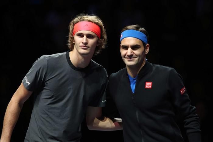 Bị la ó sau khi hạ gục Federer, tài năng trẻ nghẹn ngào nói lời xin lỗi - Ảnh 3.