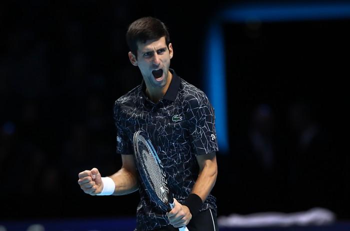 Bị la ó sau khi hạ gục Federer, tài năng trẻ nghẹn ngào nói lời xin lỗi - Ảnh 10.
