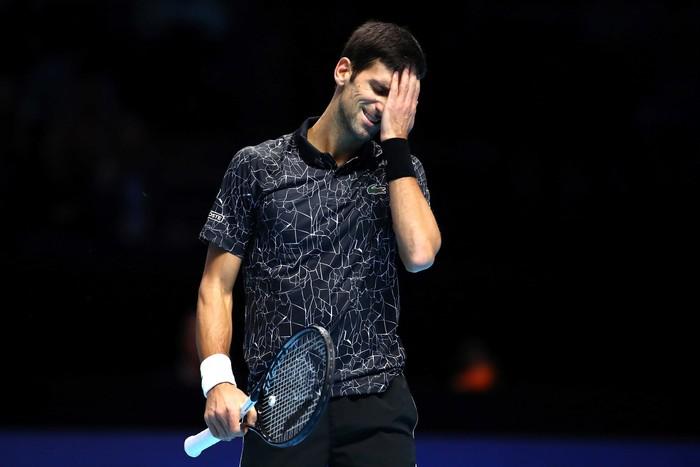 Hạ cả Federer và Djokovic, tài năng trẻ người Đức làm điều không tưởng để đăng quang ATP Finals - Ảnh 3.
