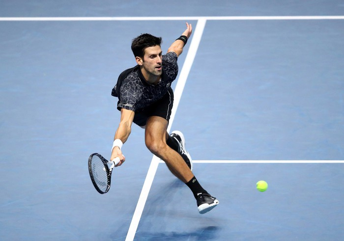 Hạ cả Federer và Djokovic, tài năng trẻ người Đức làm điều không tưởng để đăng quang ATP Finals - Ảnh 5.