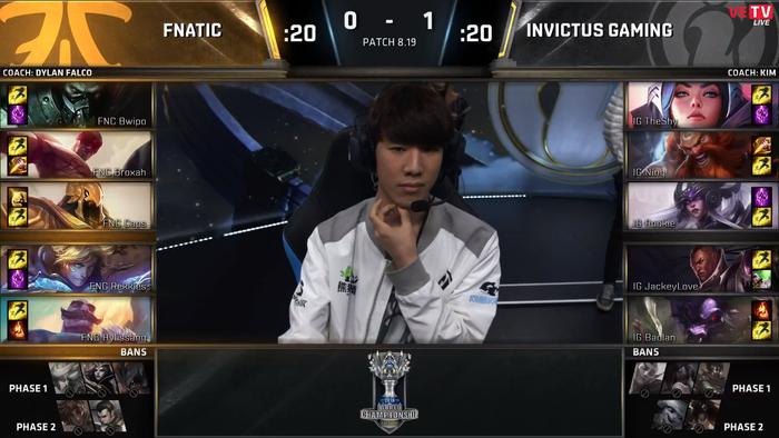 Hủy diệt Fnatic, Invictus Gaming chính thức trở thành đội tuyển Trung Quốc đầu tiên vô địch CKTG LMHT - Ảnh 14.