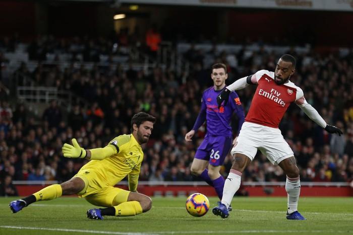 Arsenal chia điểm với Liverpool trong trận đại chiến đầy kịch tính - Ảnh 3.