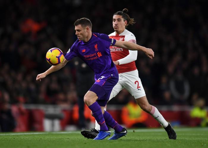 Arsenal chia điểm với Liverpool trong trận đại chiến đầy kịch tính - Ảnh 2.