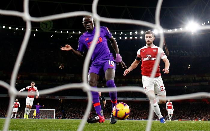 Arsenal chia điểm với Liverpool trong trận đại chiến đầy kịch tính - Ảnh 4.