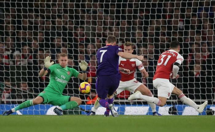Arsenal chia điểm với Liverpool trong trận đại chiến đầy kịch tính - Ảnh 6.