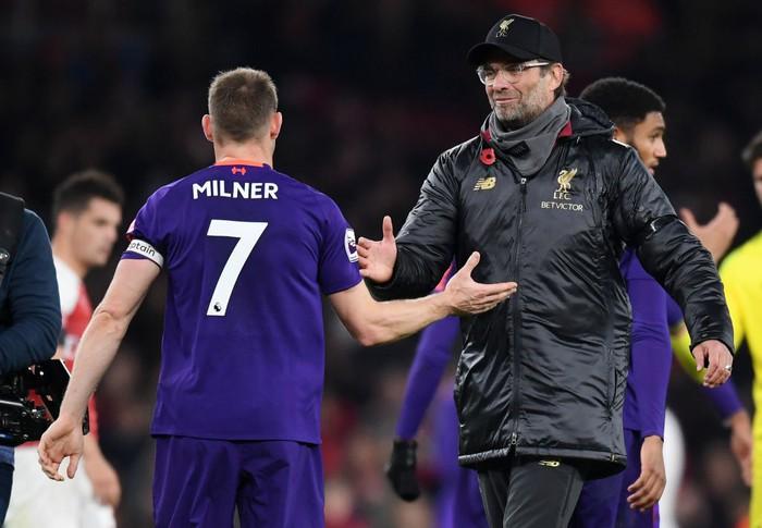 Arsenal chia điểm với Liverpool trong trận đại chiến đầy kịch tính - Ảnh 9.