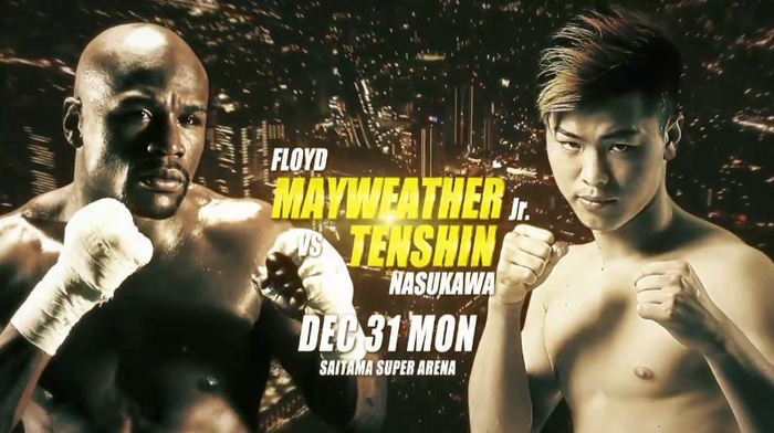 Sốc: Độc cô cầu bại Mayweather chính thức đối đầu cùng thần đồng võ thuật châu Á vào cuối năm - Ảnh 1.