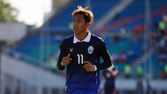 Vì AFF Cup, Messi Campuchia từ chối lời mời xuất ngoại béo bở - Ảnh 1.