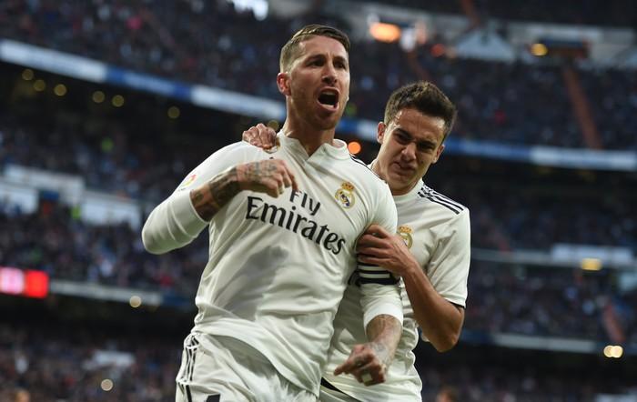 Muốn làm HLV Real Madrid, Conte đừng dại biến Ramos thành kẻ thù - Ảnh 2.