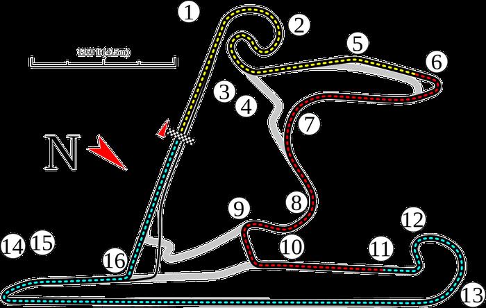 Nhật Bản, Singapore và những quốc gia tại châu Á từng tổ chức đua xe F1 - Ảnh 4.