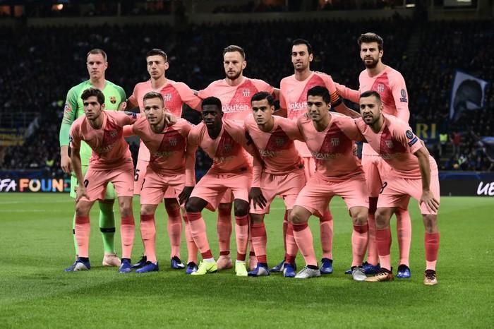 Hàng ăn cướp lập công, Barca không Messi vẫn mất điểm trên đất Italy - Ảnh 2.