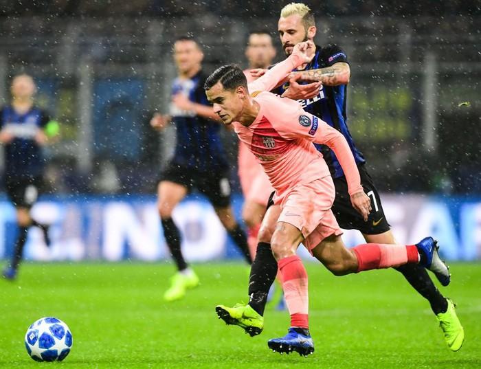 Hàng ăn cướp lập công, Barca không Messi vẫn mất điểm trên đất Italy - Ảnh 3.