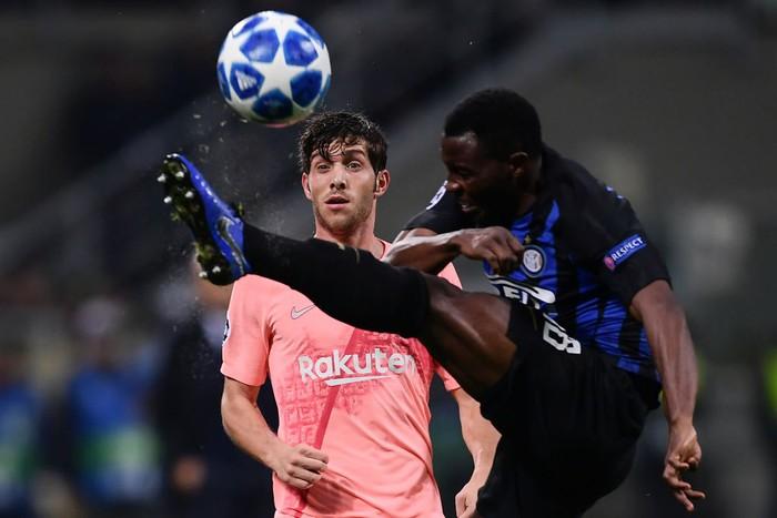 Hàng ăn cướp lập công, Barca không Messi vẫn mất điểm trên đất Italy - Ảnh 5.