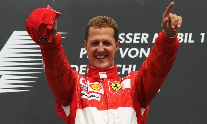 Michael Schumacher và những huyền thoại của đường đua F1 - Ảnh 1.