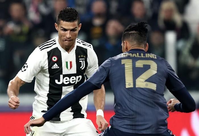 Ronaldo ghi bàn, Juventus vẫn ôm hận trước Man United vì hai bàn thua ở phút cuối - Ảnh 1.