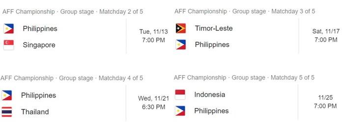 Cựu HLV tuyển Anh muốn thay đổi định kiến về bóng đá của người Philippines - Ảnh 2.