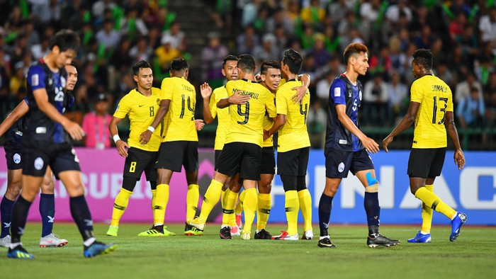 Cập nhật: Thắng tối thiểu Campuchia, Malaysia ngước nhìn Việt Nam trên bảng xếp hạng - Ảnh 2.