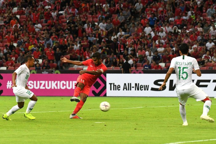 Singapore khiến Indonesia nhận thất bại tâm phục khẩu phục ở bảng B AFF Cup 2018 - Ảnh 2.