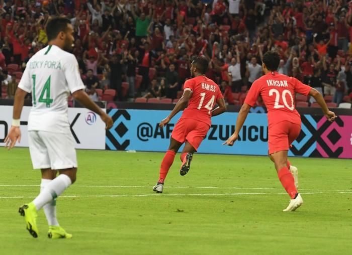 Singapore khiến Indonesia nhận thất bại tâm phục khẩu phục ở bảng B AFF Cup 2018 - Ảnh 3.