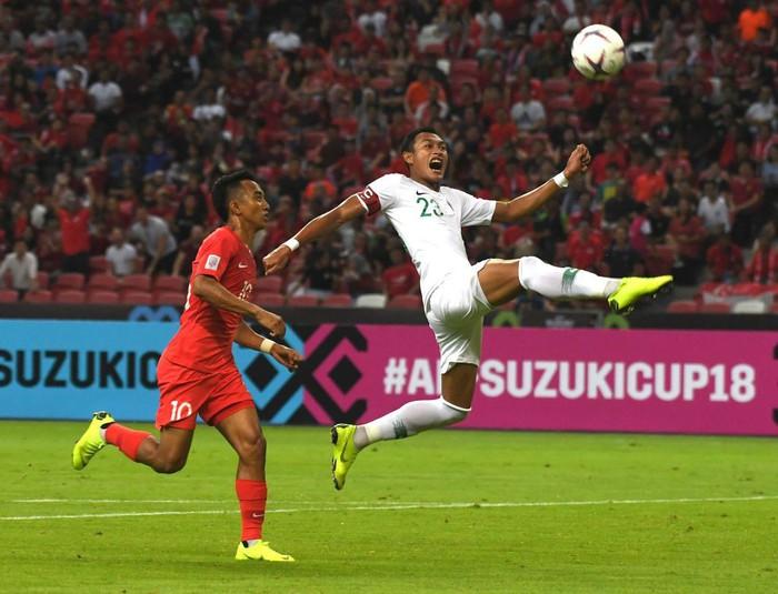 Singapore khiến Indonesia nhận thất bại tâm phục khẩu phục ở bảng B AFF Cup 2018 - Ảnh 4.
