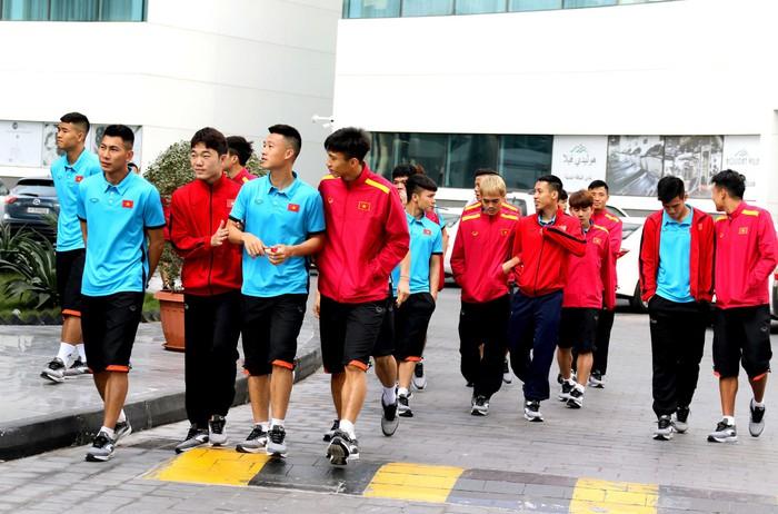 Vừa tới Qatar, HLV Park Hang-seo lo học trò xao nhãng sau chức vô địch AFF Cup 2018 - Ảnh 2.