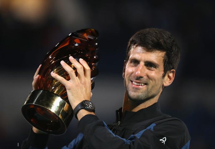 Ngược dòng lên ngôi vô địch trước thềm năm mới, Djokovic cân bằng kỷ lục với Nadal - Ảnh 6.