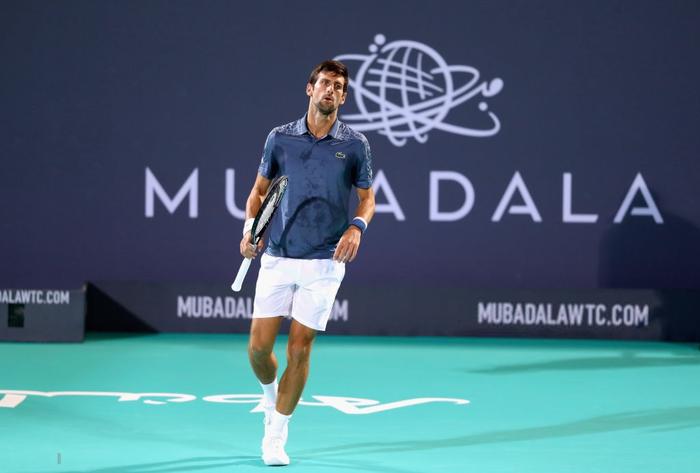 Ngược dòng lên ngôi vô địch trước thềm năm mới, Djokovic cân bằng kỷ lục với Nadal - Ảnh 3.