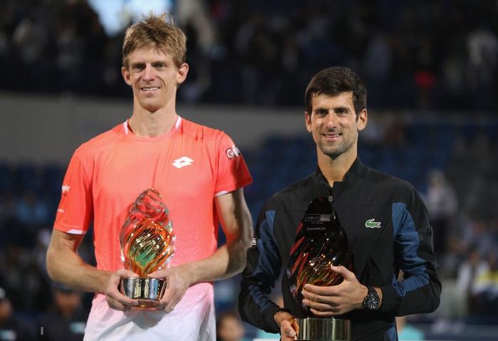 Ngược dòng lên ngôi vô địch trước thềm năm mới, Djokovic cân bằng kỷ lục với Nadal - Ảnh 7.