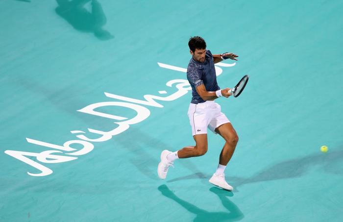 Ngược dòng lên ngôi vô địch trước thềm năm mới, Djokovic cân bằng kỷ lục với Nadal - Ảnh 4.