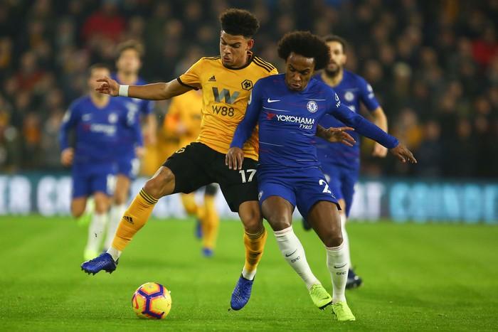 Thua ngược đội mới lên hạng, Chelsea bị bỏ xa trong cuộc đua vô địch - Ảnh 4.