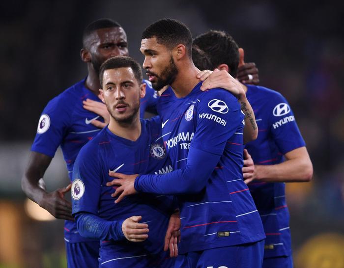 Thua ngược đội mới lên hạng, Chelsea bị bỏ xa trong cuộc đua vô địch - Ảnh 3.