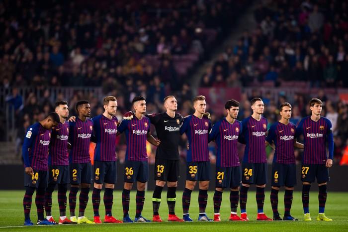 Chơi đội hình B, Barcelona vẫn dễ dàng có chiến thắng 4 sao - Ảnh 1.