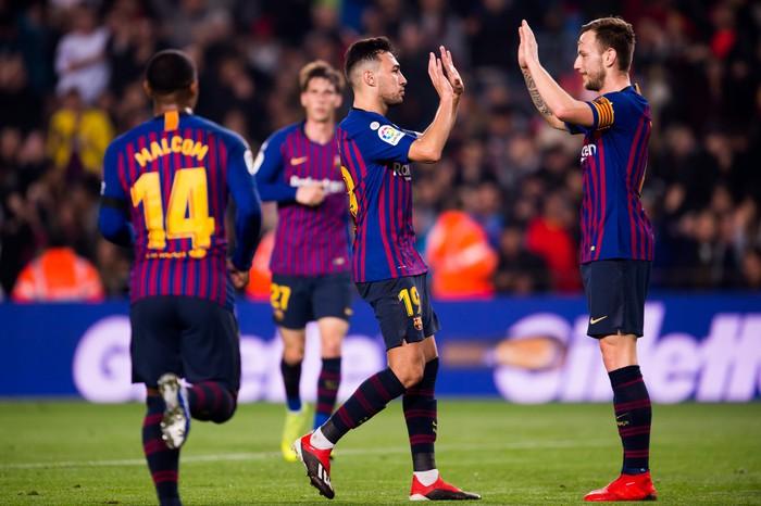 Chơi đội hình B, Barcelona vẫn dễ dàng có chiến thắng 4 sao - Ảnh 6.