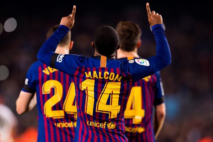 Chơi đội hình B, Barcelona vẫn dễ dàng có chiến thắng 4 sao - Ảnh 4.