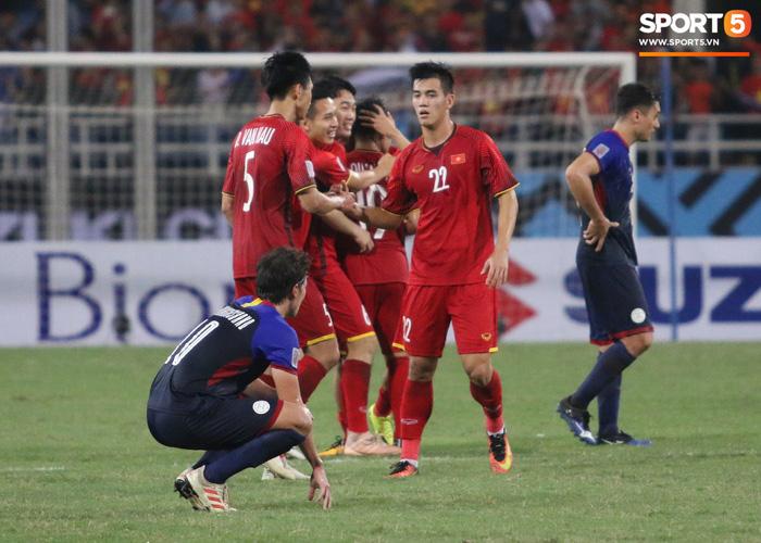 Tuyển Philippines bình thản đón nhận thất bại sau khi bị loại khỏi AFF Cup 2018 - Ảnh 1.