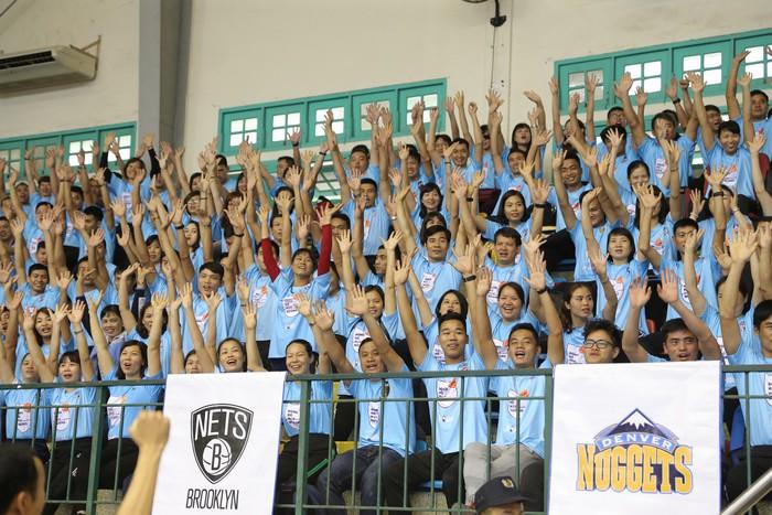 Chương trình Tập huấn phát triển bóng rổ học đường có mặt tại Hà Nội, thu hút sự tham gia của hàng nghìn giáo viên - Ảnh 2.
