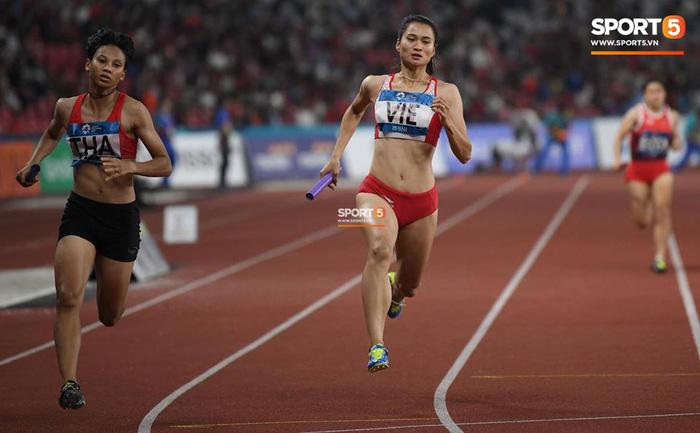 Điền kinh Việt Nam giành 2 huy chương đồng trong ngày thi đấu cuối cùng - Ảnh 6.