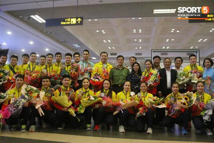 Đội tuyển Pencak Silat rạng rỡ về nước cùng 2 tấm huy chương vàng ASIAD 2018 - Ảnh 4.
