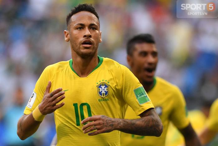 Chính thức: Neymar nhận băng đội trưởng của ĐT Brazil - Ảnh 1.