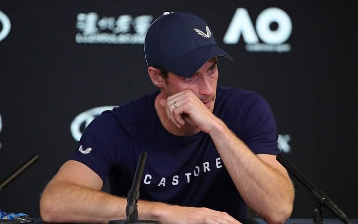Tay vợt vĩ đại nhất Vương quốc Anh rơi nước mắt khi thông báo quyết định từ giã sự nghiệp - Ảnh 1.